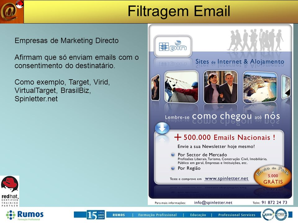 Empresas de Marketing Directo