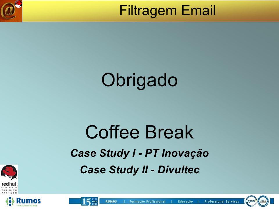 Case Study I - PT Inovação Case Study II - Divultec