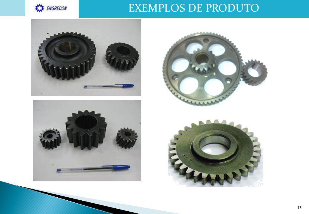 EXEMPLOS DE PRODUTO