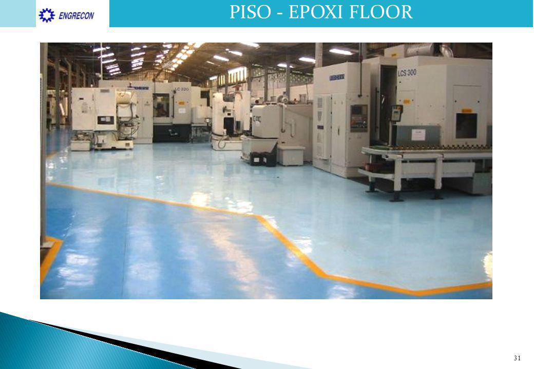 PISO - EPOXI FLOOR