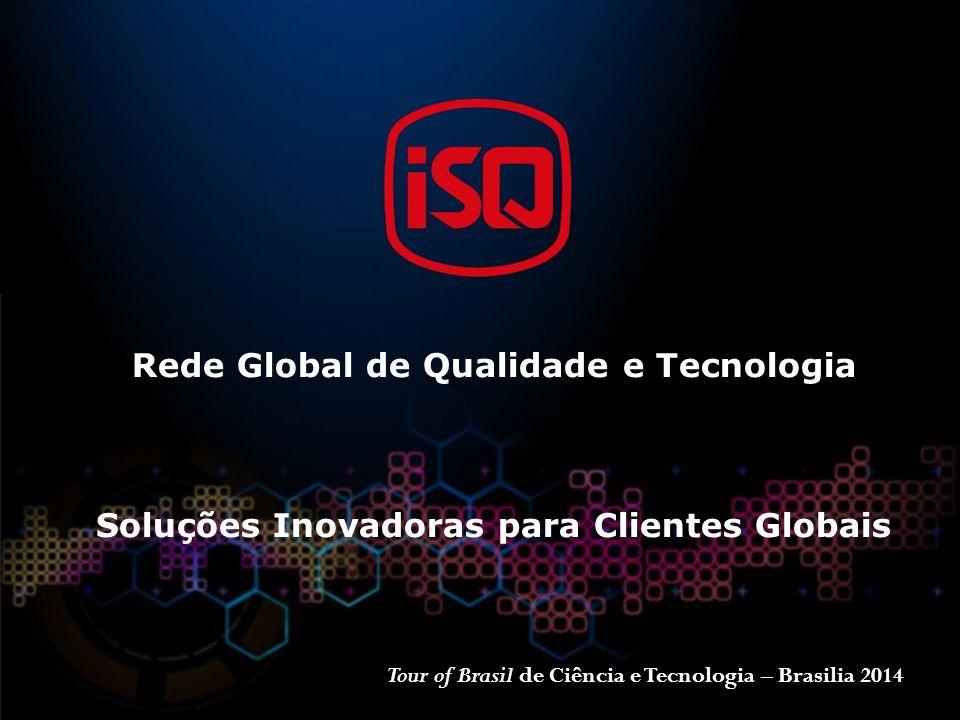 Rede Global de Qualidade e Tecnologia