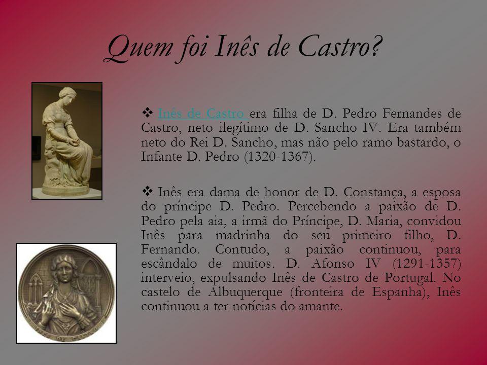 Quem foi Inês de Castro