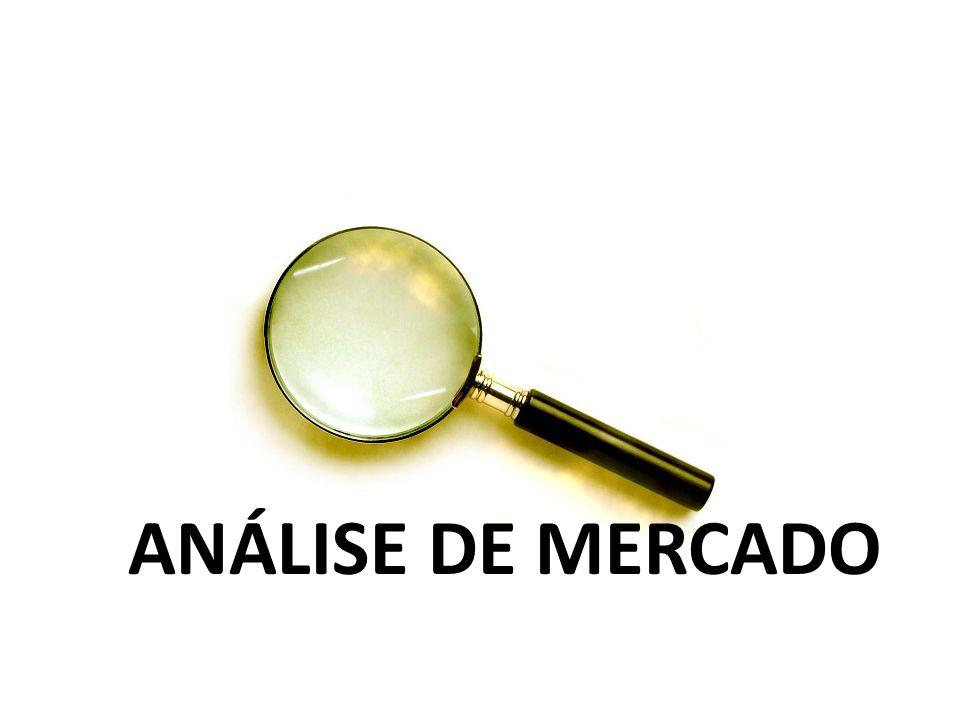 Analise de Mercado ANÁLISE DE MERCADO