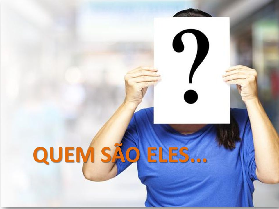 perfil do consumidor QUEM SÃO ELES...