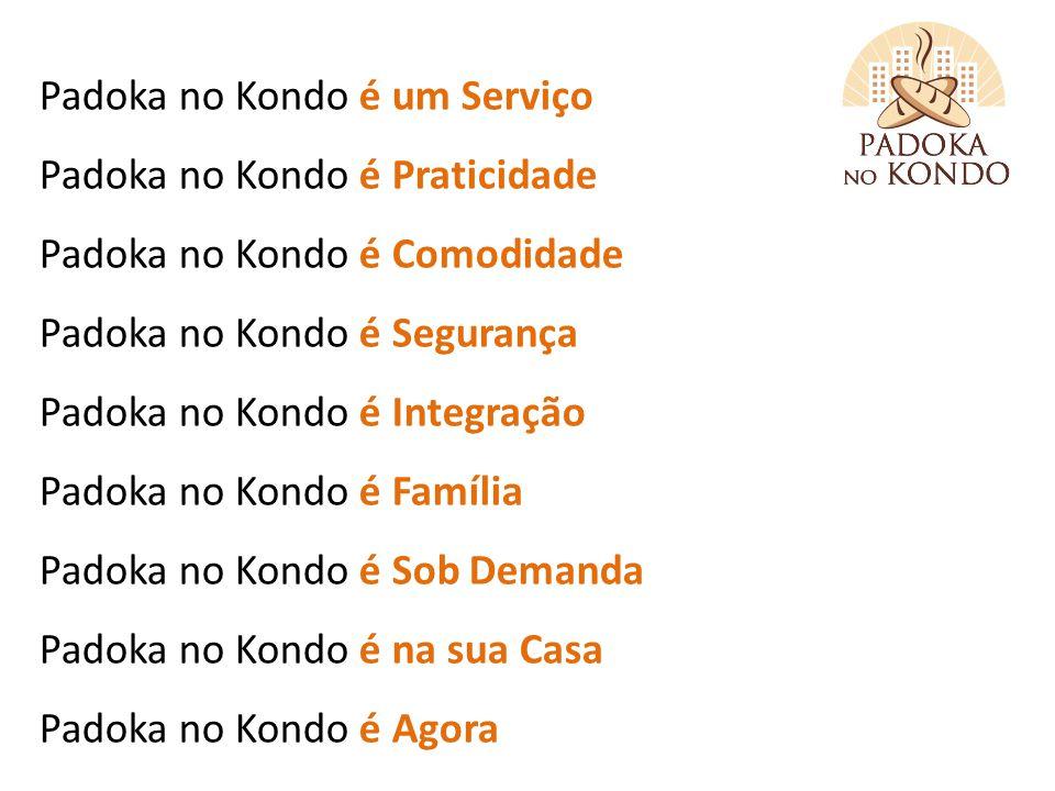 Quem somos Padoka no Kondo é um Serviço Padoka no Kondo é Praticidade