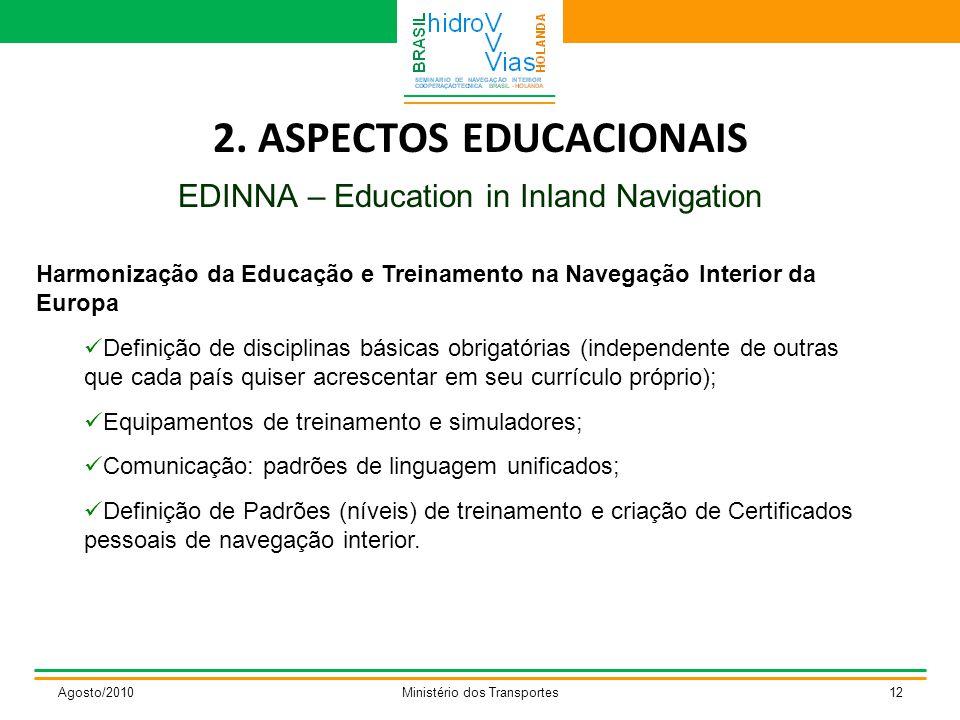 2. ASPECTOS EDUCACIONAIS
