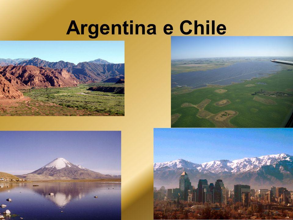 Argentina e Chile