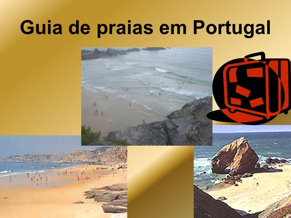 Guia de praias em Portugal