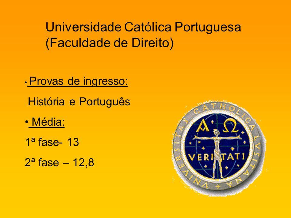 Universidade Católica Portuguesa (Faculdade de Direito)