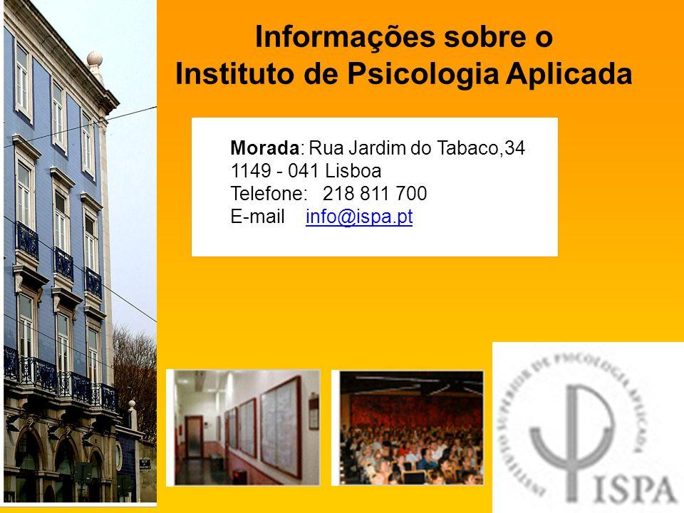 Instituto de Psicologia Aplicada