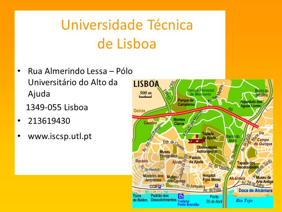 Universidade Técnica de Lisboa