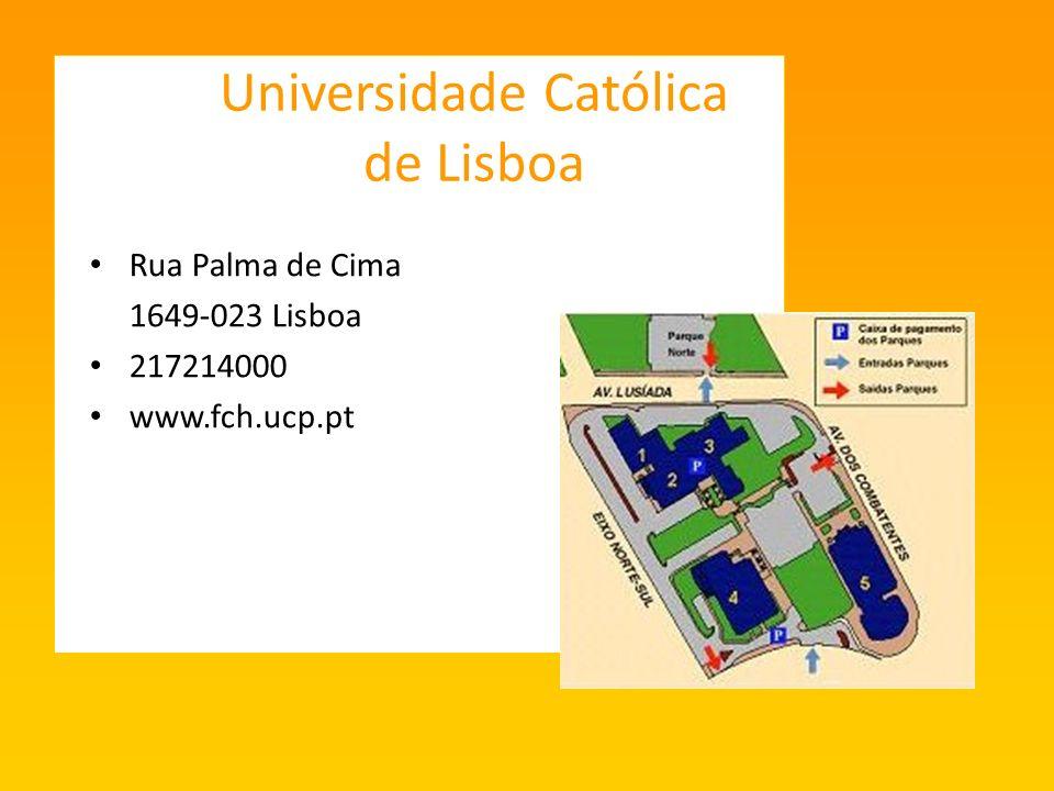 Universidade Católica de Lisboa