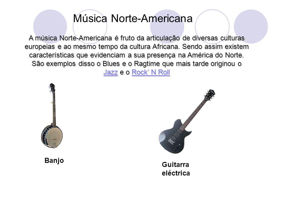 Música Norte-Americana
