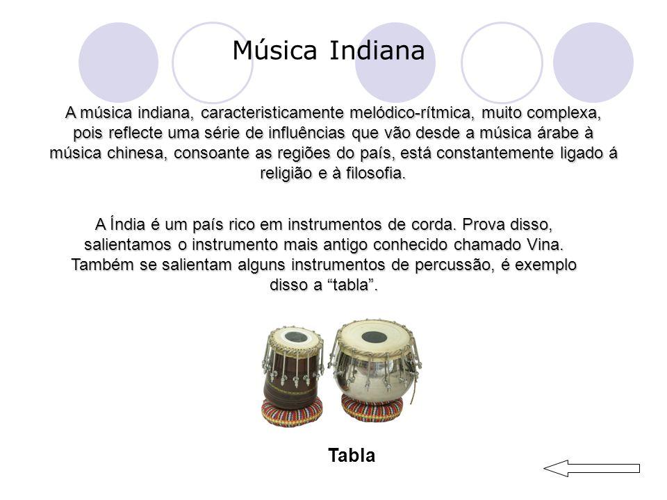 Música Indiana