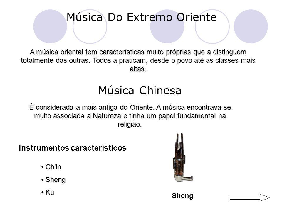 Música Do Extremo Oriente