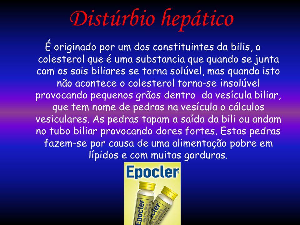 Distúrbio hepático