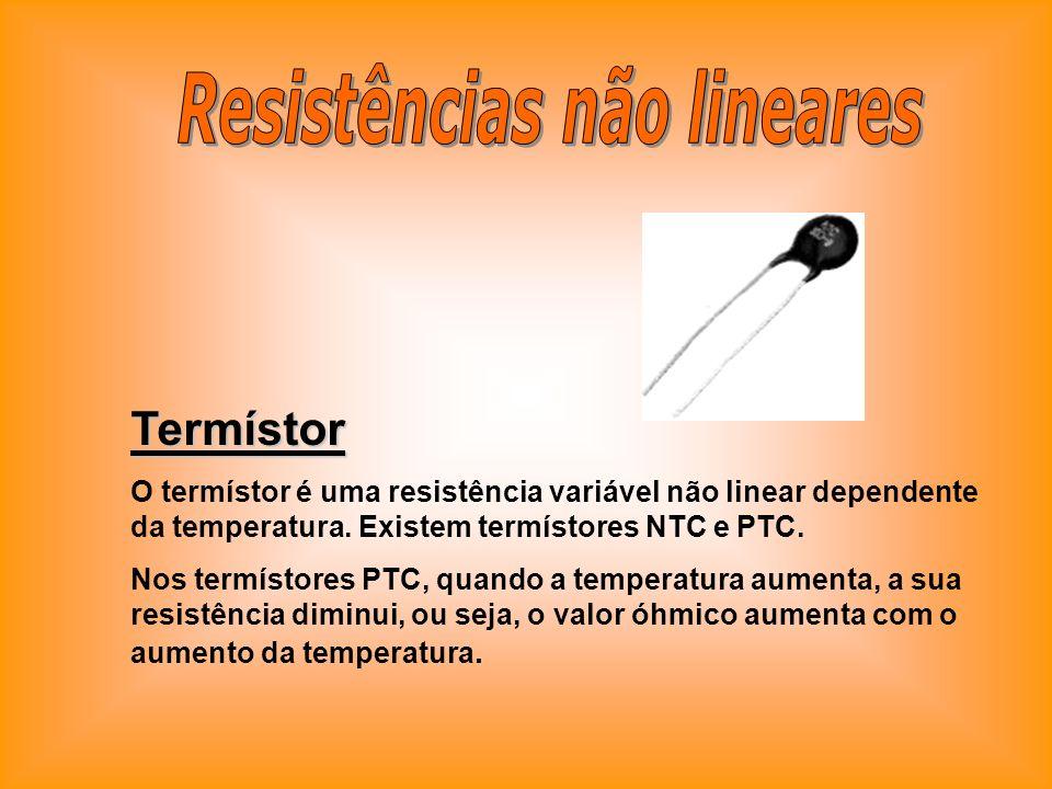 Resistências não lineares