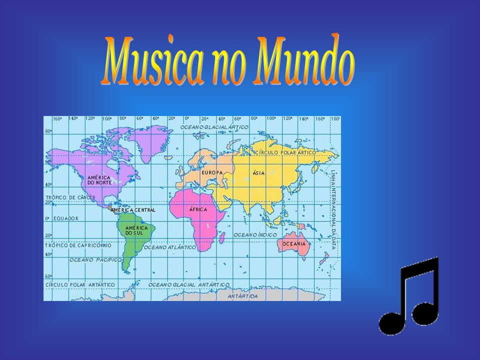 Musica no Mundo