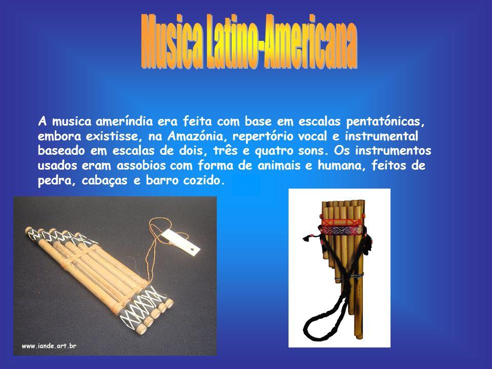 Musica Latino-Americana