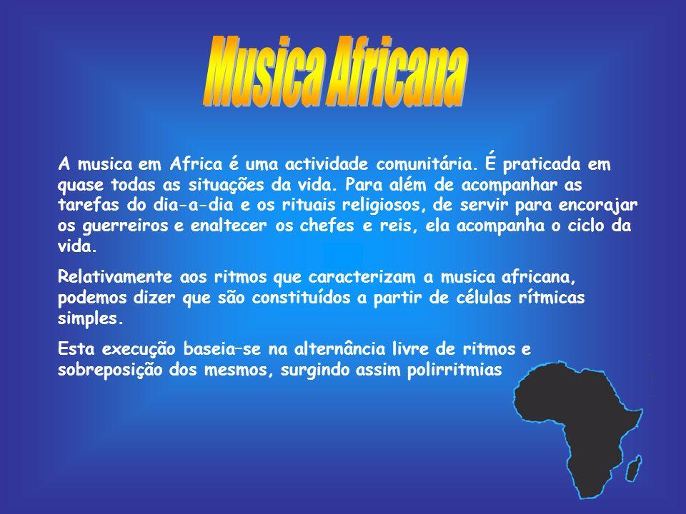 Musica Africana