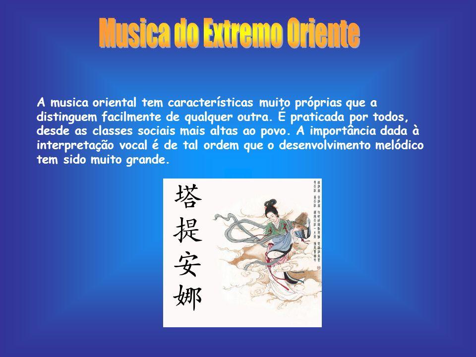 Musica do Extremo Oriente