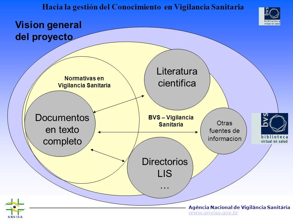 Vision general del proyecto