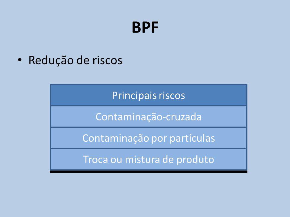 BPF Redução de riscos