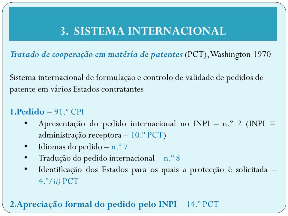 3. SISTEMA INTERNACIONAL