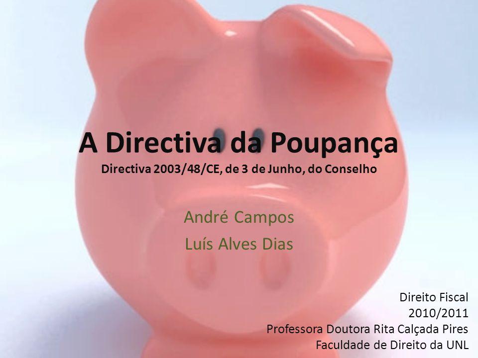 André Campos Luís Alves Dias