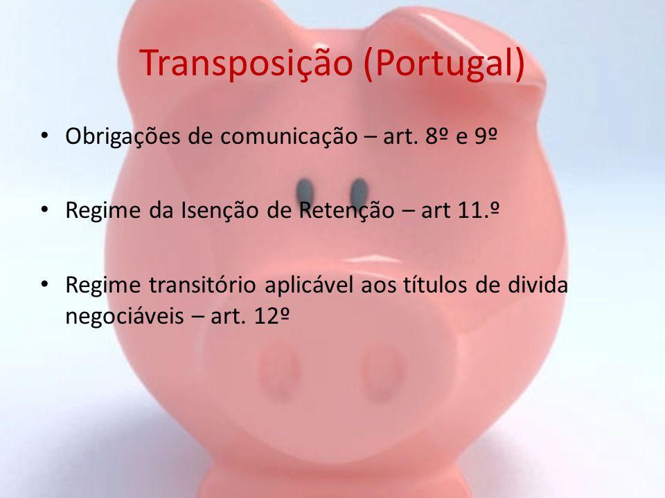 Transposição (Portugal)