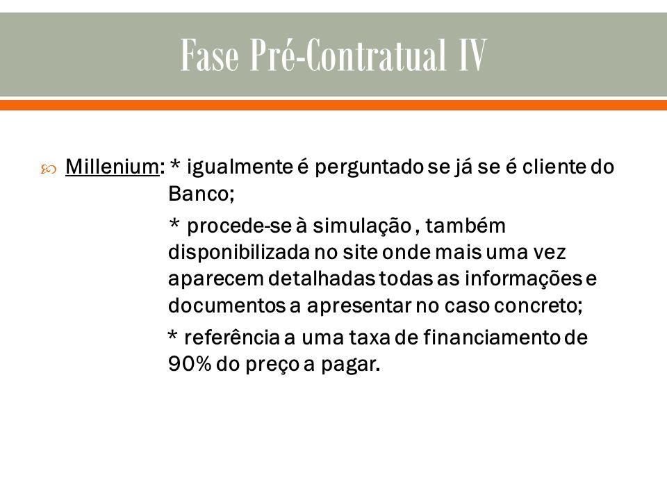 Fase Pré-Contratual IV