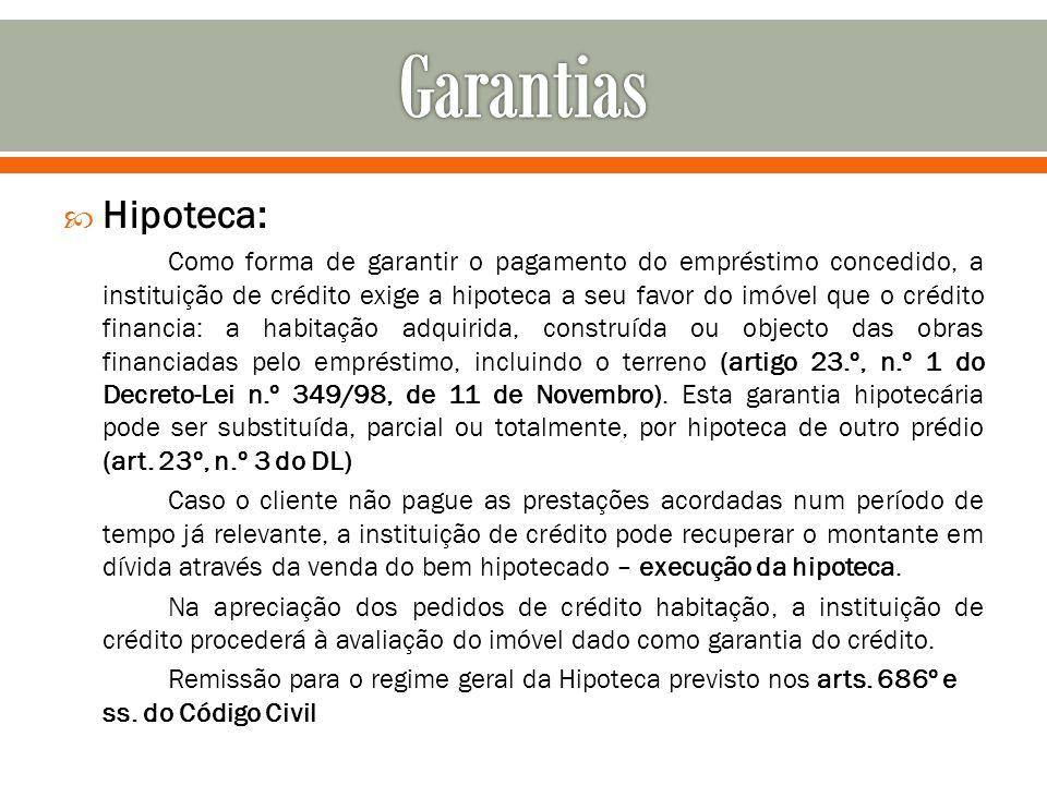 GarantiasHipoteca: