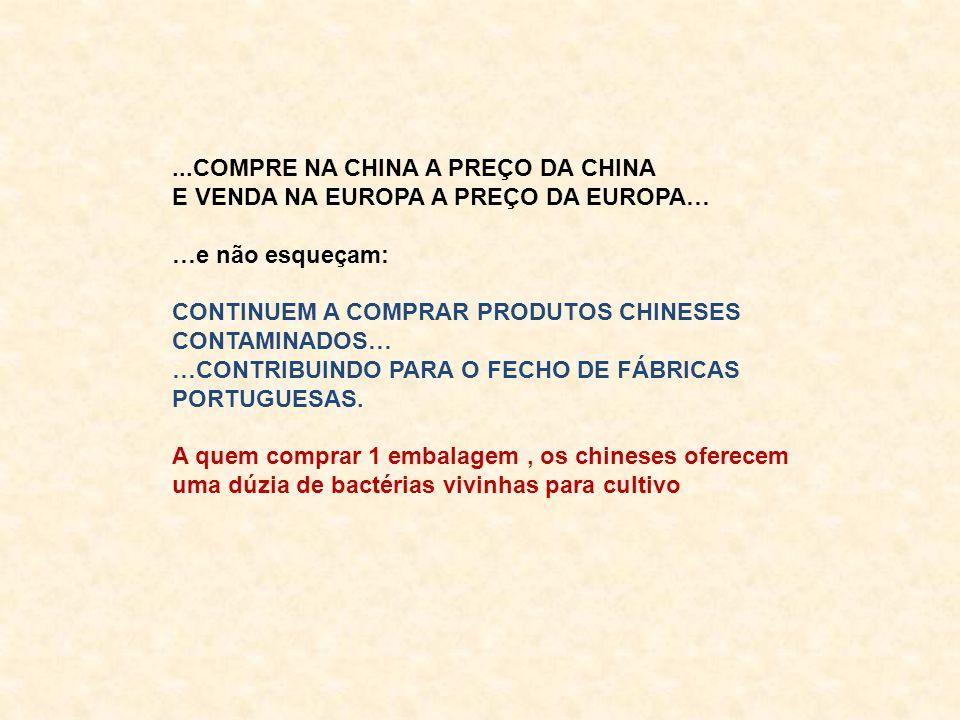 ...COMPRE NA CHINA A PREÇO DA CHINA
