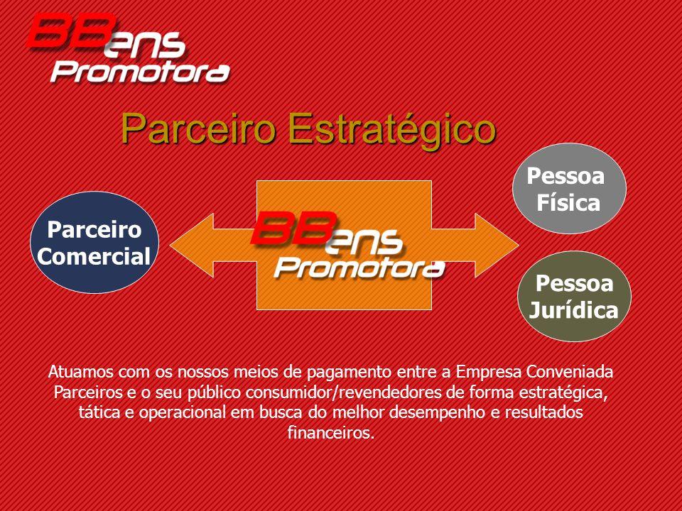 Parceiro Estratégico Pessoa Física Parceiro Comercial Pessoa Jurídica
