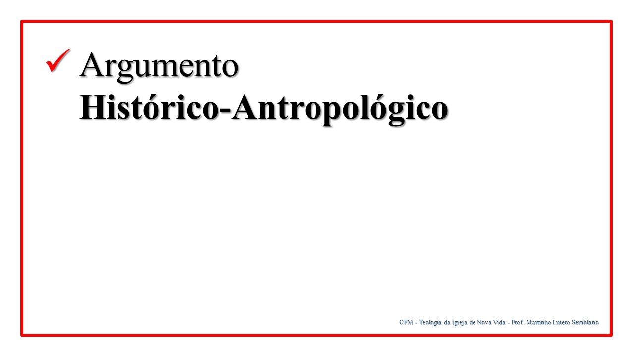 Histórico-Antropológico