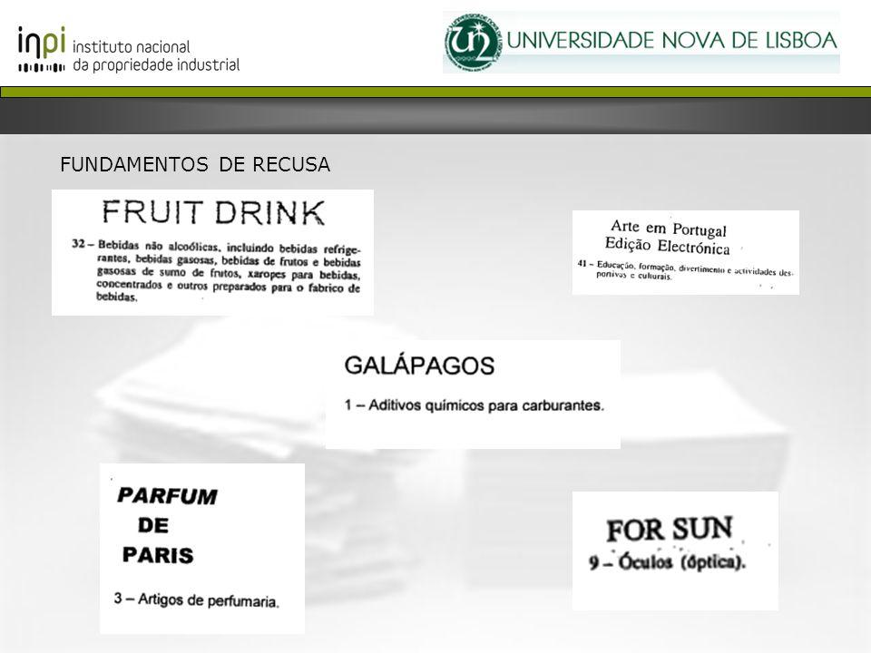FUNDAMENTOS DE RECUSA