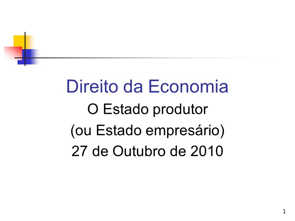 (ou Estado empresário)