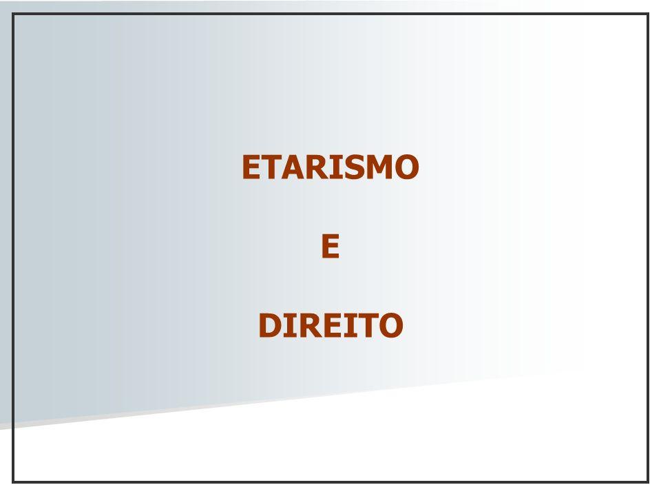 ETARISMO E DIREITO