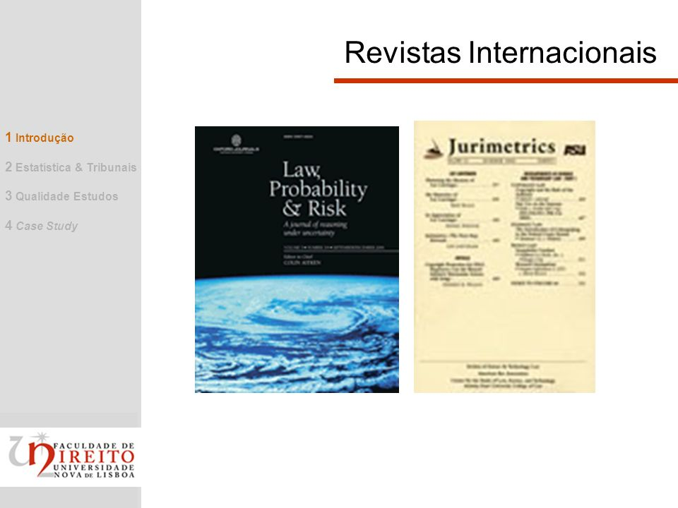 Revistas Internacionais