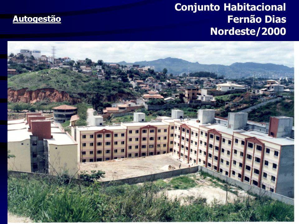 Conjunto Habitacional Fernão Dias Nordeste/2000