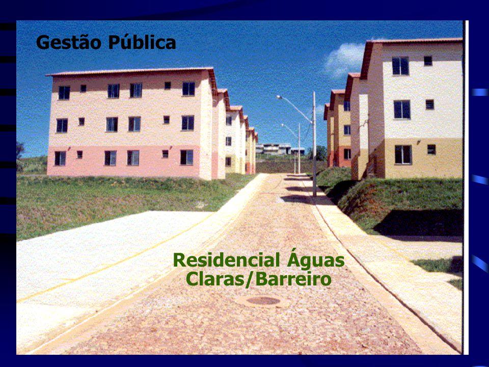 Residencial Águas Claras/Barreiro
