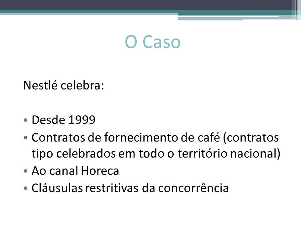 O Caso Nestlé celebra: Desde 1999