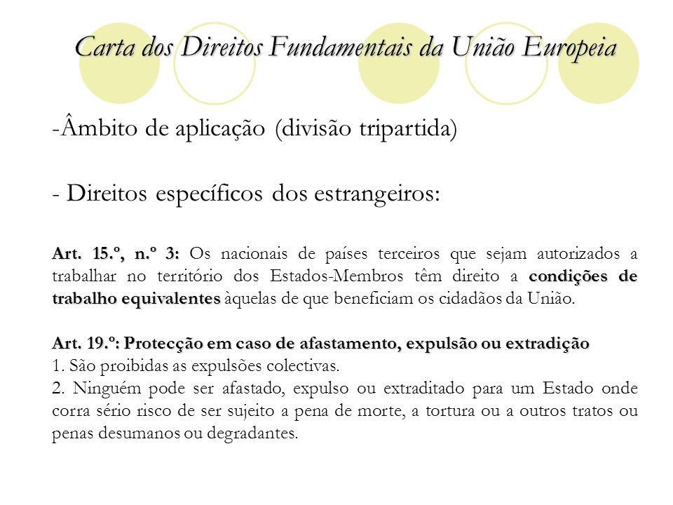Carta dos Direitos Fundamentais da União Europeia