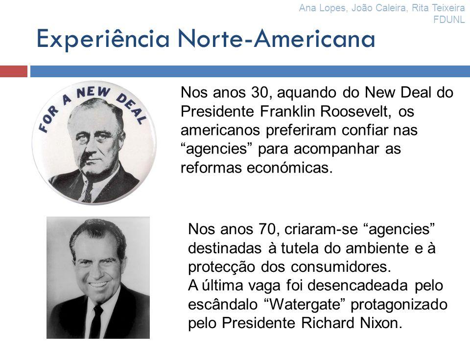 Experiência Norte-Americana