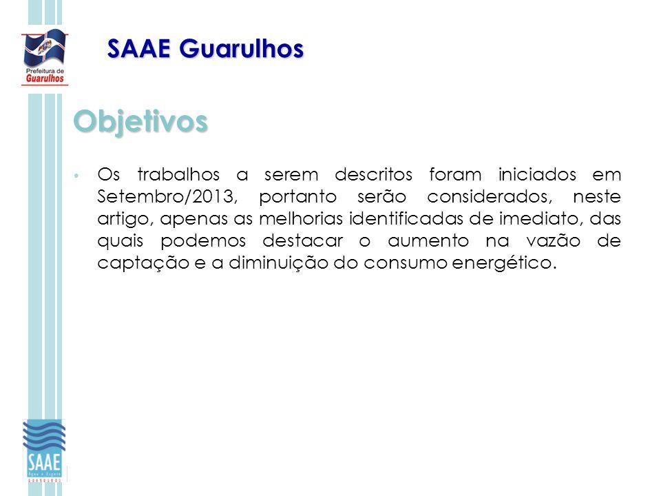 Objetivos SAAE Guarulhos