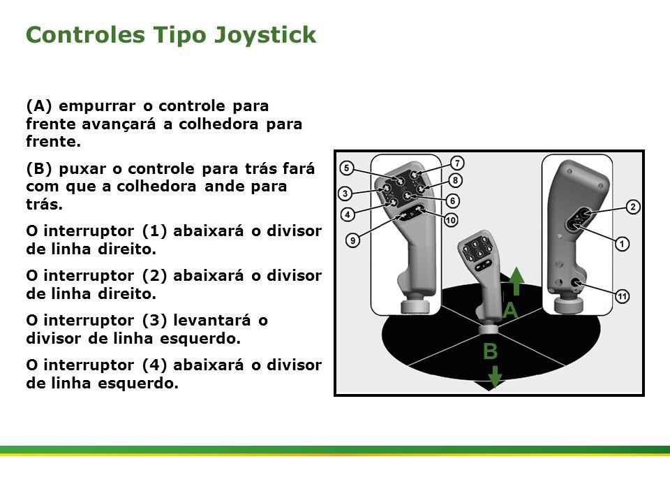 Controles Tipo Joystick