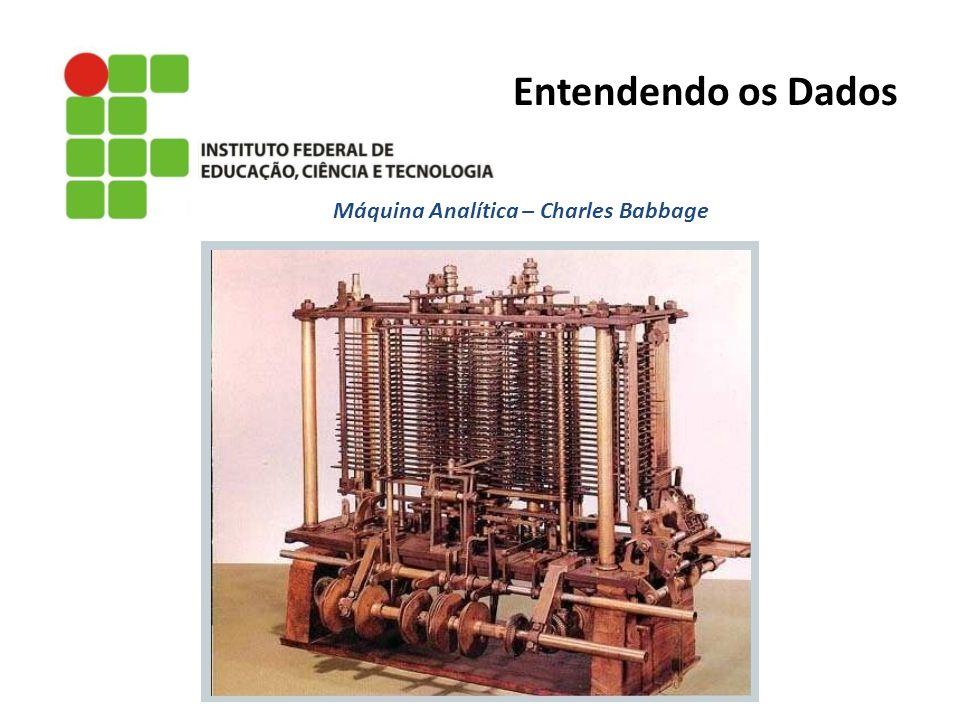 Máquina Analítica – Charles Babbage