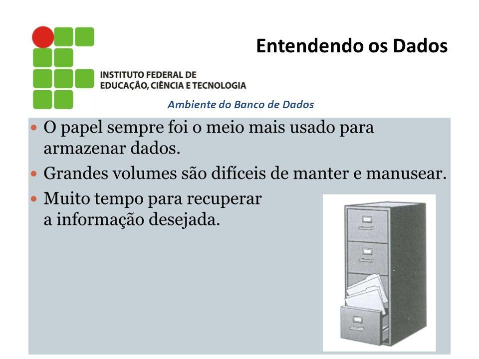 Ambiente do Banco de Dados