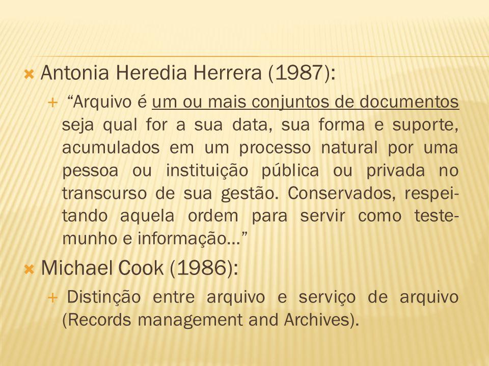 Antonia Heredia Herrera (1987):