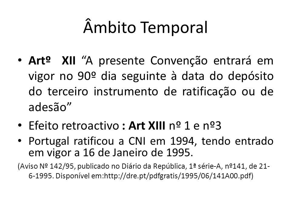 Âmbito Temporal